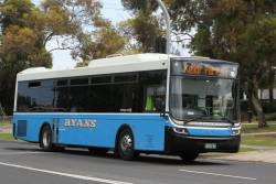 Ryans bus #65 BS04WY on route 465 along Milleara Road, Keilor East