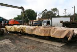 New standard gauge bogies for S302 ready to go