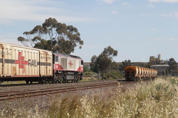 Sct Logistics Melbourne Brisbane Services Wongm 39 S Rail