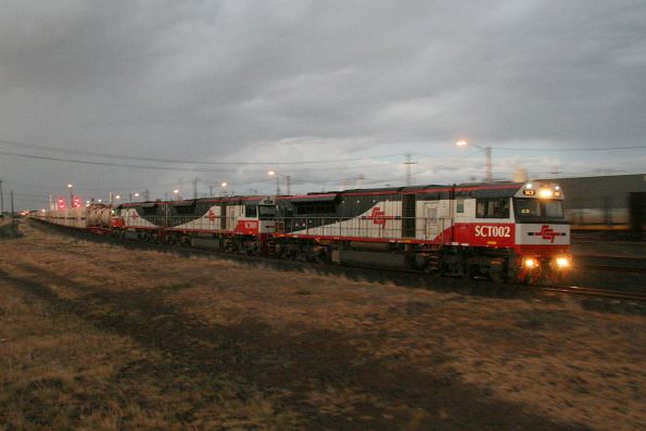Sct Logistics Wongm 39 S Rail Gallery