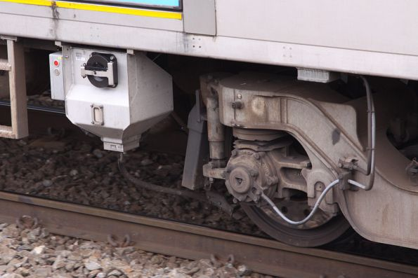 Siemens train braking issues