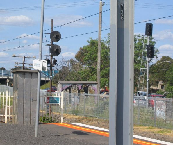 Coacting signals at Laverton