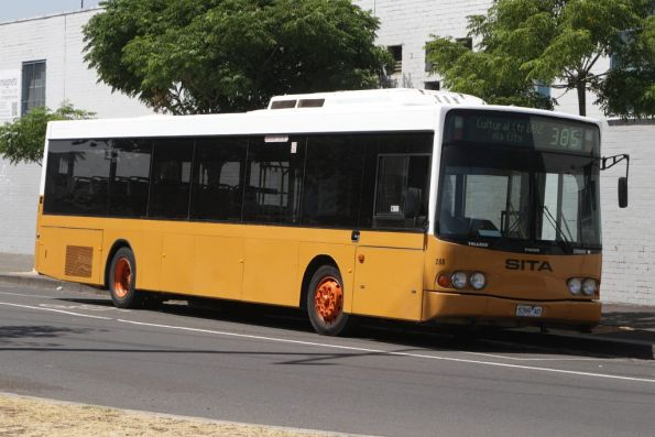 Sita bus #288 rego 5399AO, acquired ex-Brisbane Transport
