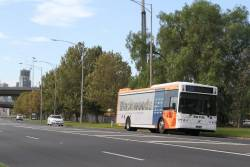PTV liveried Sita #130 BS00BO on a route 403 service along Dynon Road in West Melbourne