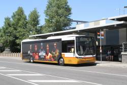 Sita bus #137 BS01AT on route 420 at Watergardens station