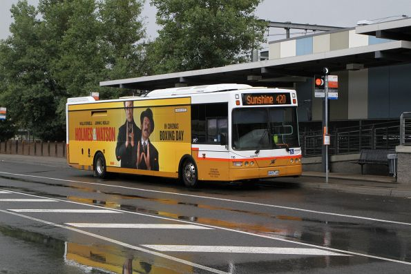 Sita bus #116 8465AO on route 116 at Watergardens station