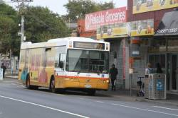 Sita bus #111 7645AO on route 472 at Footscray station