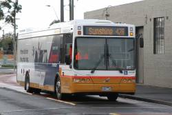 Sita bus #123 9381AO arrives at Sunshine station on route 428