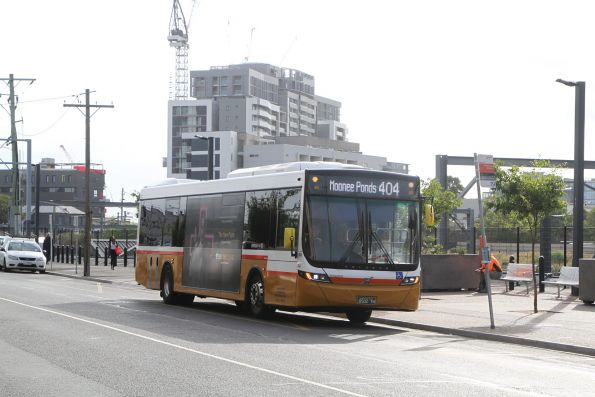 Sita bus #145 BS02TN on route 404 at Footscray station