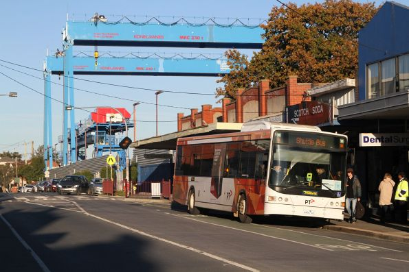 Caulfield-Dandenong rail replacement buses