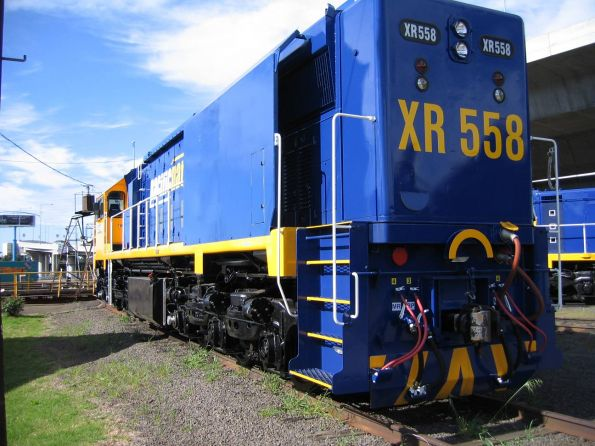 XR558 at South Dynon