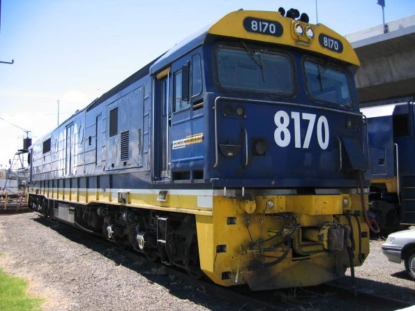 8170 at South Dynon