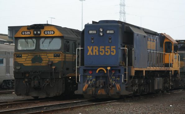 XR555 and G529 at South Dynon