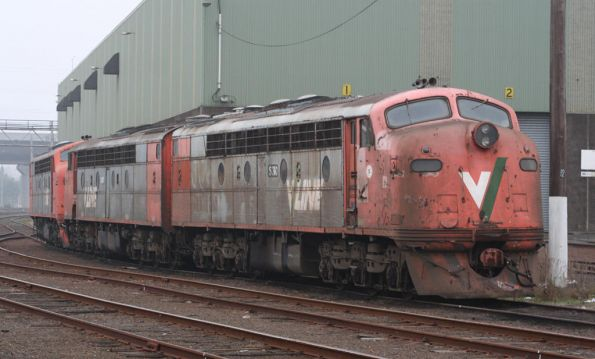S310, S306, and S307 stored at South Dynon