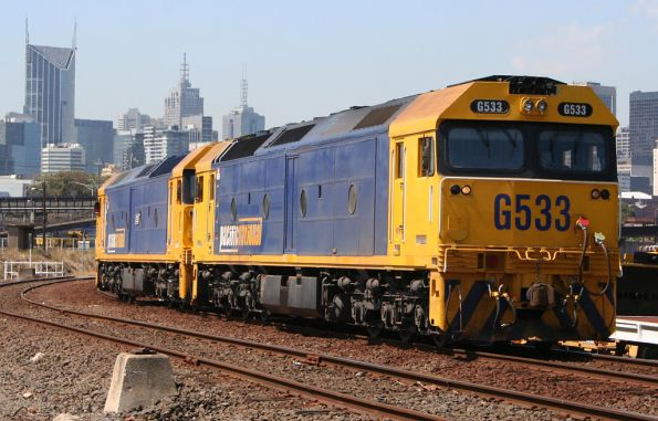 G535 and G533 at South Dynon