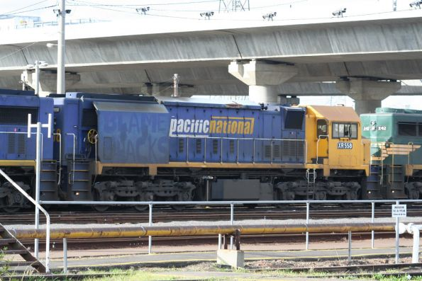 'Blame Shacks' on XR558 at South Dynon