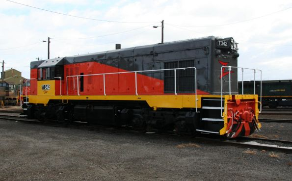 El Zorro T342 at South Dynon
