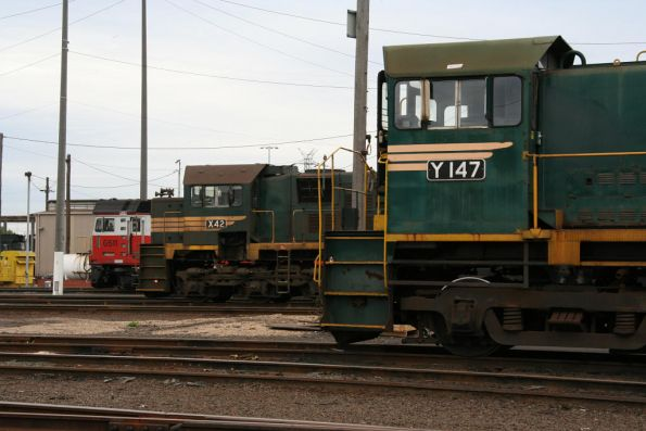 South Dynon locomotive depot