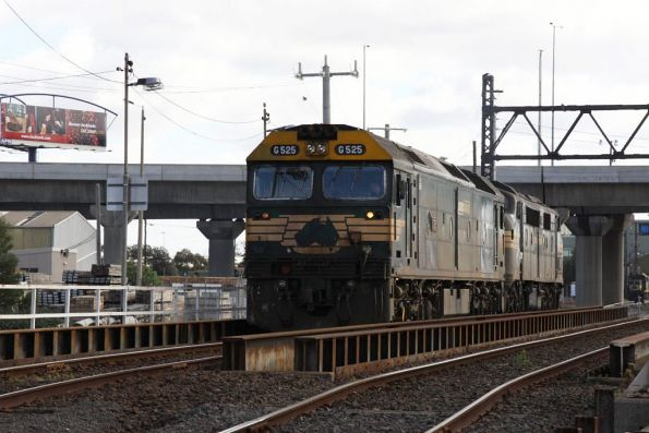 G525 and A81 shunting at South Dynon