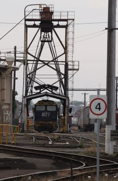8177 under the SG fuel point at South Dynon