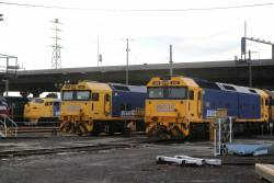 Pacific National G525, G536 and S306 at South Dynon
