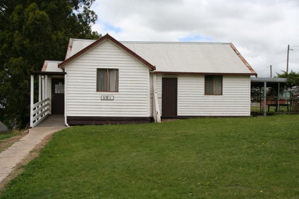 VRI hall at Korumburra