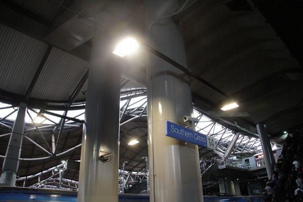 u0027Interim lighting solutionu0027 in place at Southern Cross platforms 13 and 14 & Interim lighting solutionu0027 in place at Southern Cross platforms 13 ... azcodes.com