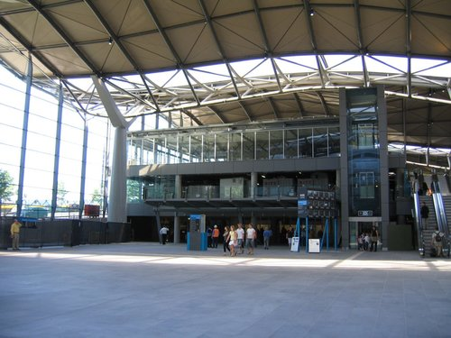 Collins Street concourse virtually complete
