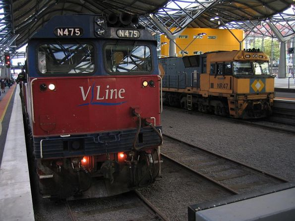 N475 and NR47 under the roof