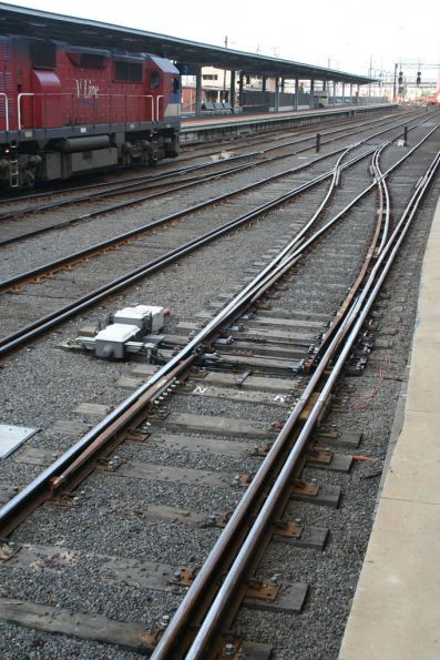New dual gauge points at Southern Cross