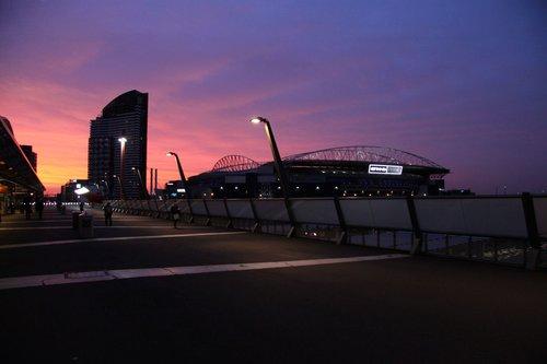 Etihad Stadium and Docklands