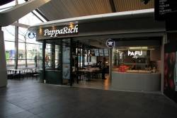 'Pappa Rich' restaurant has opened on the upper level Collins Street concourse