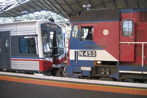 Sprinter and N453 coupled