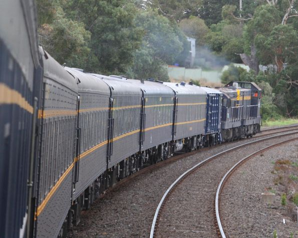 Nearing Warragul
