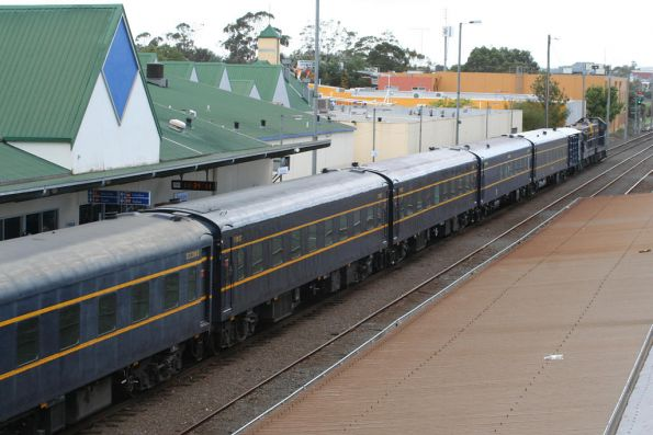 SRHC - Bairnsdale Blue Train Tour