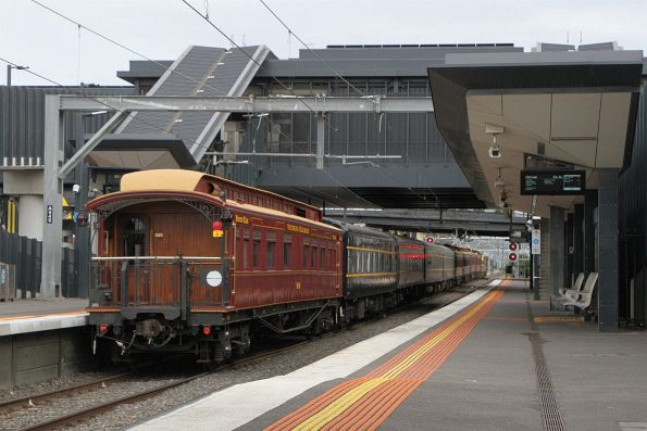 SRHC - Santa's Express to Bendigo