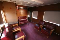 Second room at the other end of Parlor Car