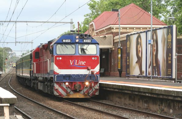 SRHC - Last broad gauge to Albury 2008