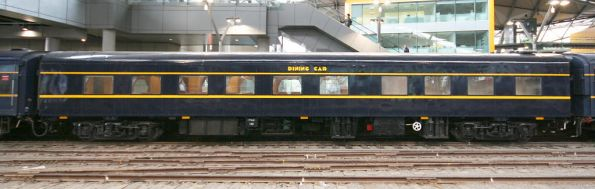 Dining Car side on