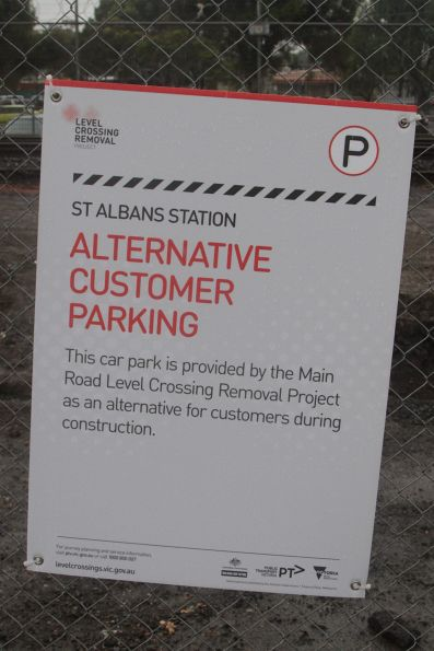'Alternative customer parking' - do they mean customers of the local shops, or rail passengers?