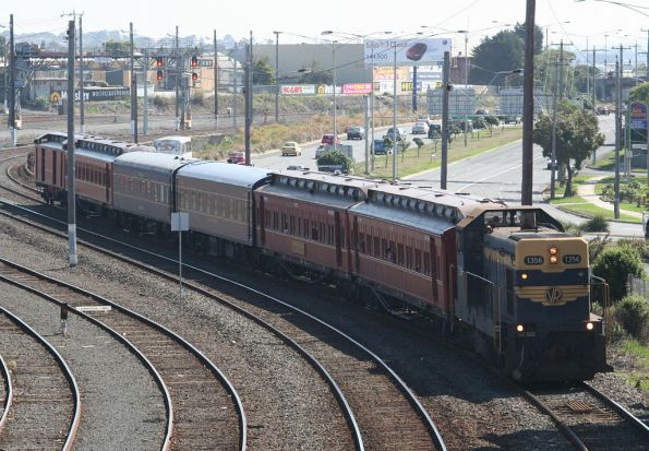 Steamrail - Geelong April 2007