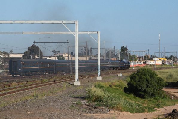 Steamrail - Bendigo Line 150th tour