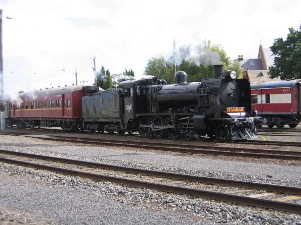 Steamrail - Geelong December 2005