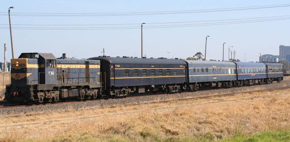 Steamrail - Geelong December 2006