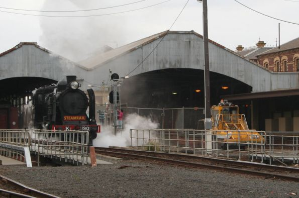 Steamrail - Geelong May 2008