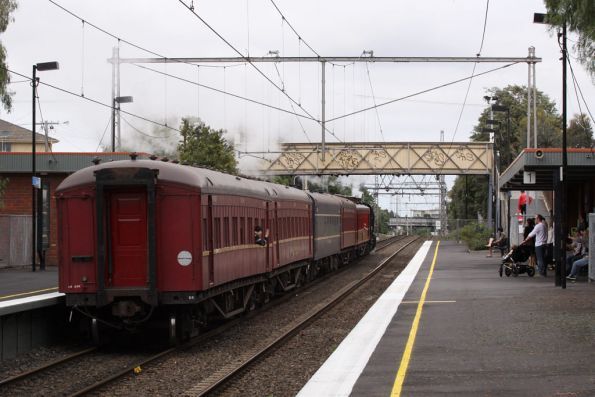 Steamrail - Geelong November 2010