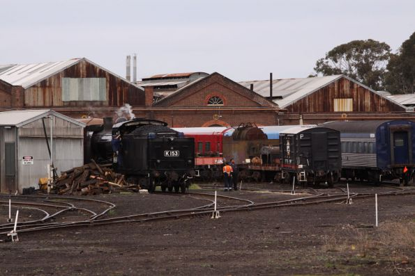Steamrail - Geelong September 2009