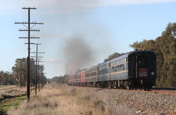 Steamrail - Last Steam to Albury 2008