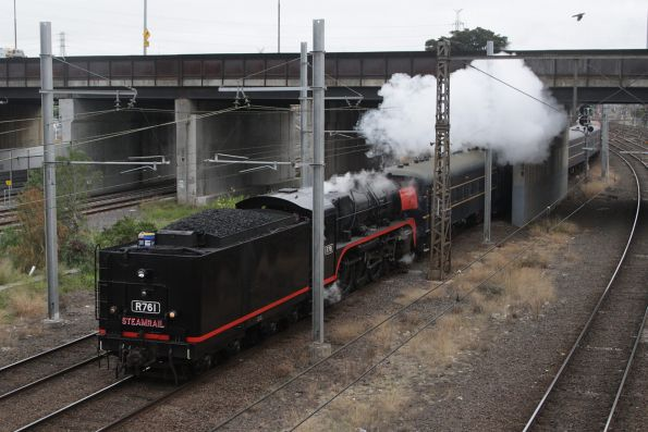 Steamrail - Shepparton September 2015