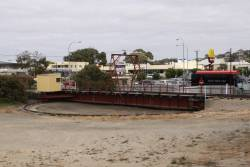 Turntable at Victor Harbor